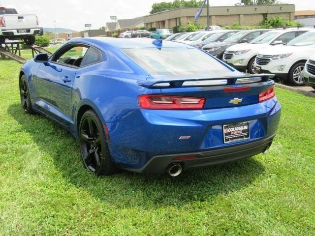 Nissan Columbus Ohio >> 2018 Chevrolet Camaro SS Columbus OH | Ohio Ohio 1G1FH1R76J0109257