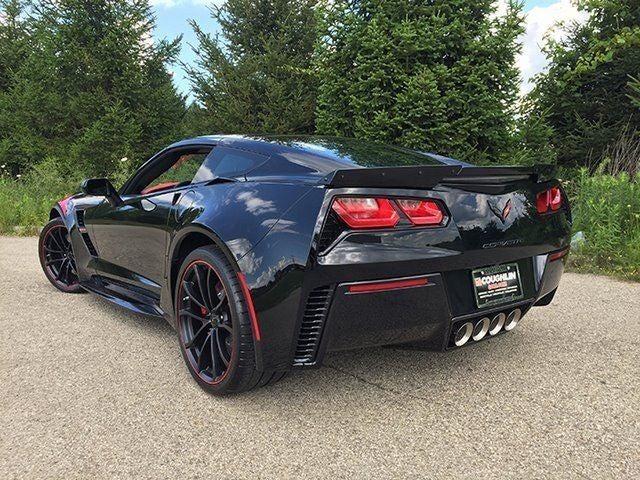 2018 Chevrolet Corvette Grand Sport 2lt Columbus Oh Ohio