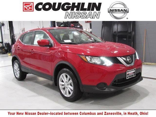 Nissan Columbus Ohio >> 2018 Nissan Rogue Sport S Columbus Oh Ohio Ohio Jn1bj1cr0jw253620
