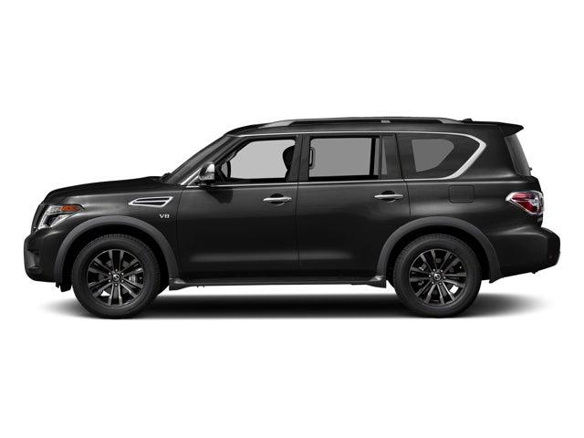 2017 Nissan Armada Platinum In Columbus Oh Coughlin Automotive