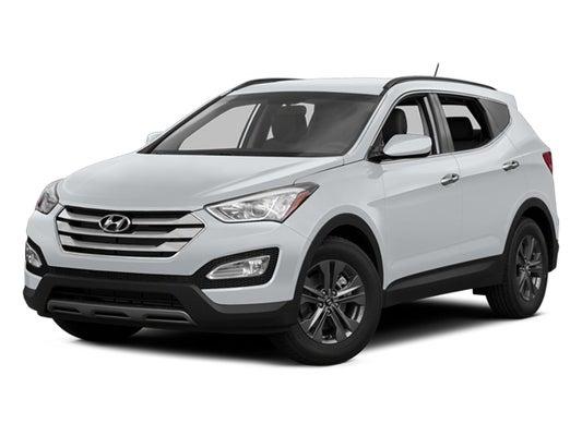 2014 Santa Fe Sport >> 2014 Hyundai Santa Fe Sport 2 0l Turbo