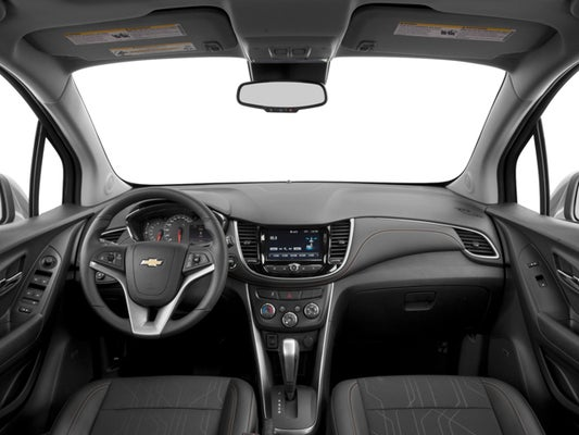2018 Chevrolet Trax Lt In Columbus Oh Coughlin Automotive