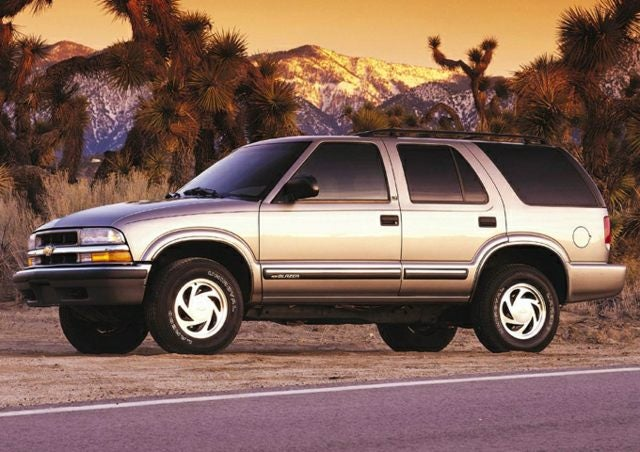 2001 Chevrolet Blazer Lt Columbus Oh Ohio Ohio 1gndt13w51k212842