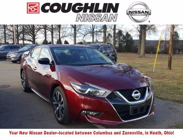 2018 Nissan Maxima S In Columbus, OH   Coughlin Automotive