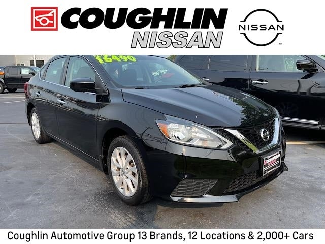 2018 Nissan Sentra SV In Columbus, OH   Coughlin Automotive