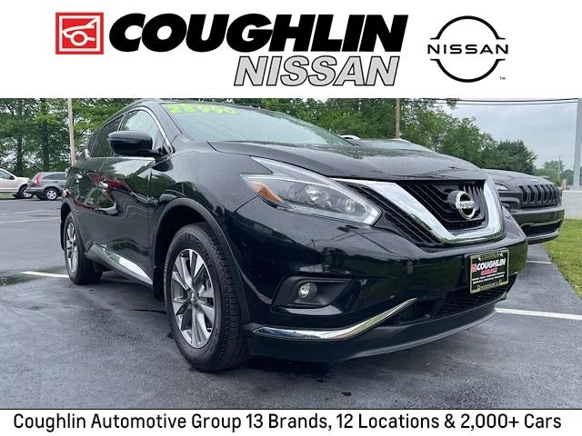 2018 Nissan Murano SV In Columbus, OH   Coughlin Automotive
