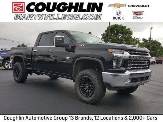 2020 Chevrolet Silverado 2500hd Ltz Columbus Oh Ohio Ohio 1gc4ypey3lf238864