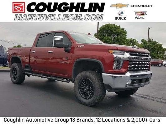 2020 Chevrolet Silverado 2500hd Ltz Columbus Oh Ohio Ohio 1gc4ypey8lf239475