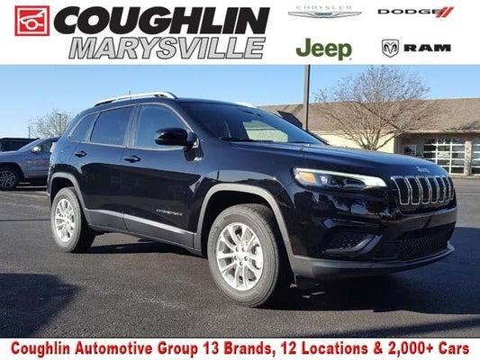 Jeep Columbus Ohio >> 2020 Jeep Cherokee Latitude 4x4